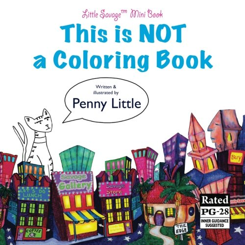 Not a Coloring Book